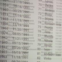 Nemamo cjelovit popis vukovarskih žrtava (Foto: Dnevnik.hr) - 2