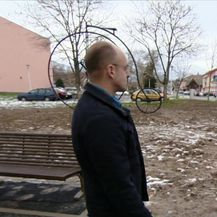 Neformalno s Goranom Aleksićem (Video: Dnevnik Nove TV)