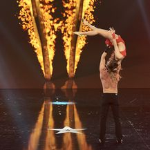 Supertalent Emil i Mateja