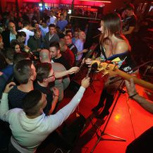 Nives Celzijus proslavila rođendan sa svojom publikom (Foto: PR)