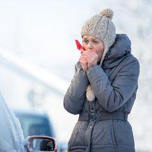 Hladnoća (Foto: Guliver/Thinkstock)