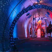 Božićna bajka u Tunelu Grič nastavlja se sa scenografijom nazvanom 'Želja' - 4