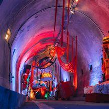 Božićna bajka u Tunelu Grič nastavlja se sa scenografijom nazvanom 'Želja' - 8