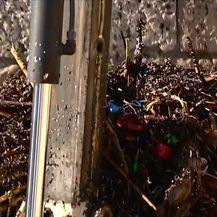 Čišćenje stare gradske luke (Video: Dnevnik Nove TV)