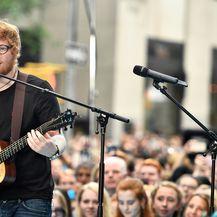 Ed Sheeran (FOTO: Getty)