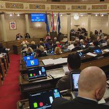 Izglasan proračun Grada Zagreba (Foto: Dnevnik.hr)