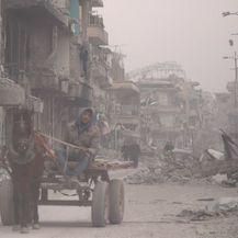 Život u Raqqi nakon Islamske države (Foto: Dnevnik.hr) - 2