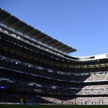 Stadion Santiago Bernabeu (Foto: AFP)