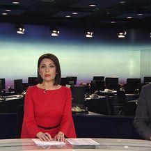 Kolinda Grabar Kitarović na misi u Karlovcu (Video: Dnevnik Nove TV)