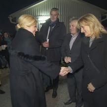 Kolinda Grabar Kitarović na misi u Karlovcu (Foto: Dnevnik.hr) - 2