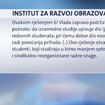 Zakon o studentskom radu na udaru kritika (Foto: Dnevnik.hr) - 2