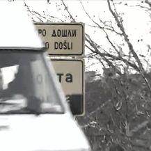 Nasilje u Vojvodini (Video: Dnevnik Nove TV)