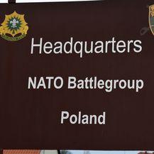 Ministar Krstičević u obilasku hrvatskih vojnika u Poljskoj (Foto: MORH) - 3