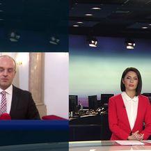 Marija Pejčinović Burić za Dnevnik Nove TV (Video: Dnevnik Nove TV)