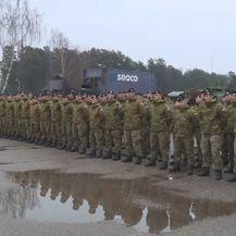 Hrvatski vojnici u misiji u Litvi (Foto: Dnevnik.hr)