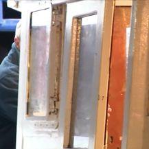 Policija čuva savudrijske ribare (Video: Dnevnik Nove TV)