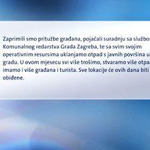 Zagreb zatrpan smećem (Foto: Dnevnik.hr) - 2