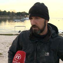 Školjkar o situaciji na moru (Foto: dnevnik.hr)