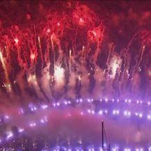 Diljem svijeta već dočekana Nova godina (Video: Dnevnik Nove TV)
