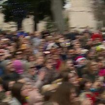 Split rasplesan cijelu Staru godinu (Video: Dnevnik Nove TV)
