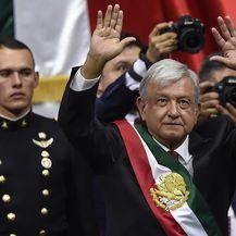 Meksički predsjednik Lopez Obrador (Foto: AFP)