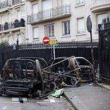 Nakon nasilja u Parizu (Foto: AFP) - 3