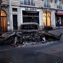 Nakon nasilja u Parizu (Foto: AFP) - 4