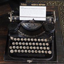 Pisaći stroj postigao je najvišu cijenu (Foto: AFP)