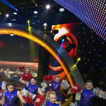 Supertalent - Cheerleading klub Lana (Video: Supertalent)