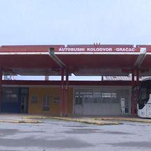 Autobusni kolodvor Gračac (Foto: Dnevnik.hr)