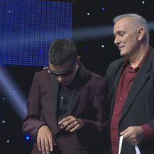 Denis Barta i njegov otac (Foto: Supertalent) - 2