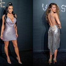 Kim Kardashian i Blake Lively (Foto: AFP)