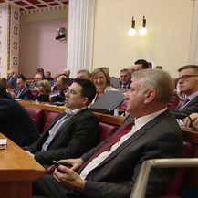 Zakon o udomiteljstvu u Saboru (Video: Dnevnik.hr)