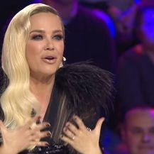 Supertalent 2018 Maja Šuput tijekom Elena Brnić