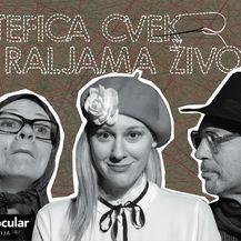 Premijera predstave je 19. prosinca u Kino klubu Grič