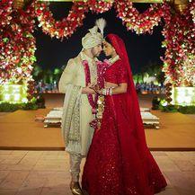 Priyanka Chopra i Nick Jonas (Foto: Instagram)