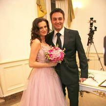 Ilina i Sandi Cenov (Foto: Tomislav Miletic/PIXSELL)