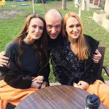 Nika Antolos, Branimir Mihaljević, Neda Parmać (FOTO: Instagram)