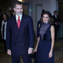 Kralj Felipe VI. i kraljica Letizia na koncertu