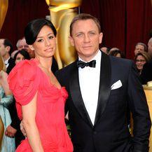 Daniel Craig i Satsuki Mitchell (Foto: AFP)