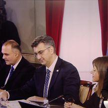 Sjednica Vlade u Karlovcu (Video: Vijesti u 17 h)
