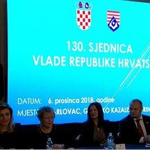 Sjednica Vlade u Karlovcu (Foto: Dnevnik.hr) - 4