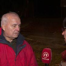 Marina Bešić Đukarić razgovara s Danijelom Rehakom iz Hrvatskog društva logoraša (Foto: Dnevnik.hr) - 3