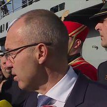 Ministar obrane Krstičević komentirao je navodnu blokadu SAD-a hrvatske kupovine izraelskih borbenih zrakoplova (Video: Vijesti Nove TV)