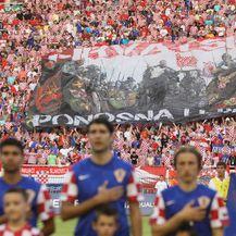 Hrvatska na Poljudu (Foto: Igor Kralj/PIXSELL)