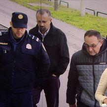 Privedeni osumnjičeni za ratni zločin (Video: Vijesti u 17 h)