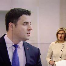 Reakcije na imenovanje ministrove sestre (Video: Vijesti u 17 h)