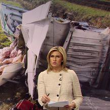 Nesreća na autocesti A3 kod Okučana (Video: Vijesti u 17 h)
