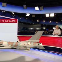 Ivan Forjan uživo ispred MORH-a (Video: Dnevnik Nove TV)