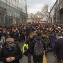 Prosvjedi zbog cijena goriva (Video: Dnevnik Nove TV) - 2